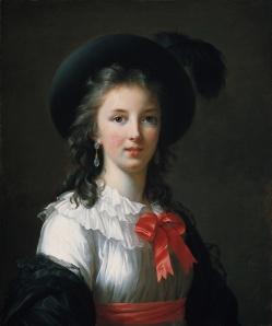 Elizabeth Vigee-Lebrun