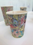 Paul Westercombe's coffee cup