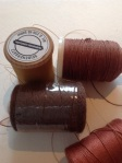 Not too skint to avoid indulgence at Empress Mills! See  Sue -  am still experimenting with new thread!