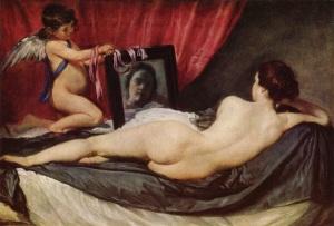 the Rokesby Venus Velasquez
