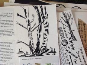 The heath sketch book