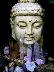 buddha crstals